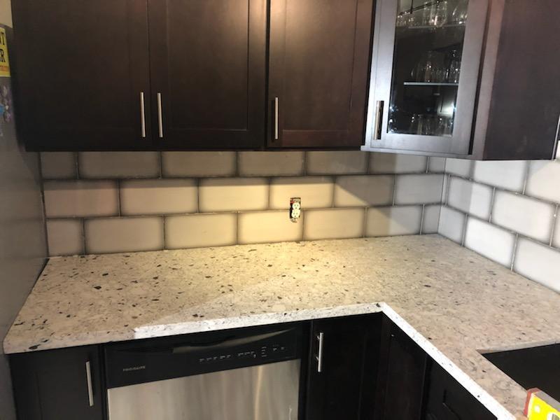 kitchen tile back splash
