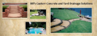 Bill's Custom Concrete & Yard Drainage