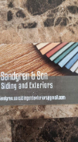 Sandgren & Son Siding and Exte...
